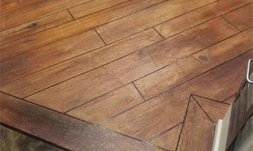 Rustic Wood Flooring Albany